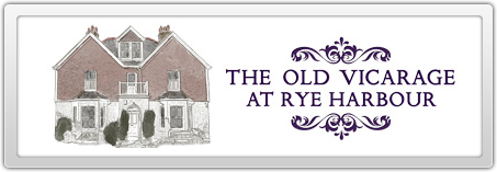 The Old Vicarage B&B at Rye Harbour